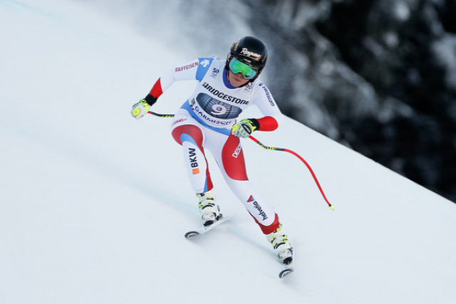 alpesi sí lesiklás Garmisch-Partenkirchen Németország Lindsey Vonn Lara Gut Viktoria Rebensburg