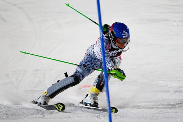 alpesi sí szlalom Zágráb Horvátország Veronika Vélez-Zuzulová
