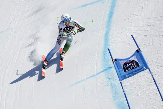 alpesi si alpesi sí világkupa Szuper-G Lenzerheide Cornelia Hütter Miklos Edit