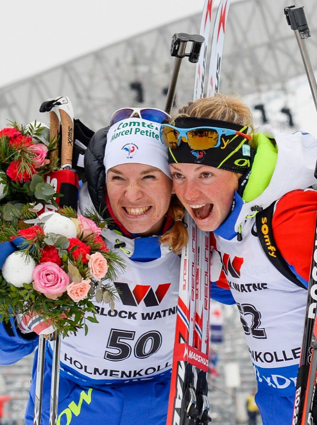 biathlon holmenkollen világbajnokság