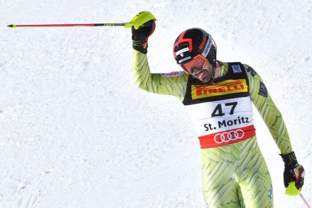 alpesi sí Alpesi Sí Világbajnokság szlalom Sankt Moritz  Svájc Marcel Hirscher Manuel Feller Felix Neureuther Samsal Dalibor Kékesi Márton