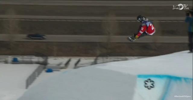egyéb snowboard Gyarmati Panka slopestyle