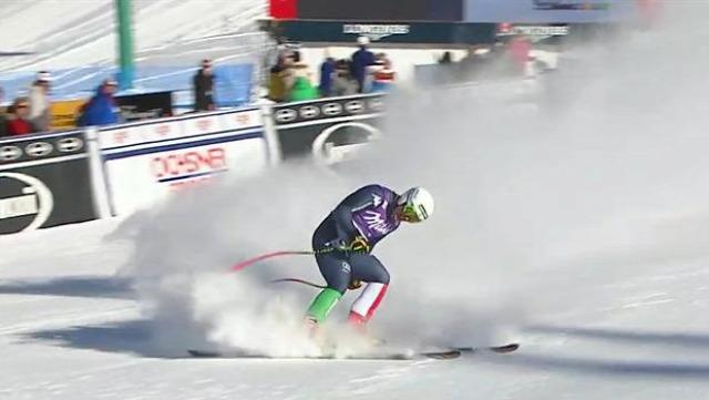 alpesi sí alpesi sí világkupa lesiklás Lake Louise Kanada Aksel Lund Svindal Peter Fill Travis Ganong Guillermo Fayed Carlo Janka Max Franz