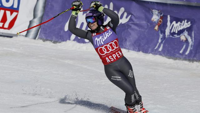 alpesi si alpesi sí világkupa Aspen óriás-műlesiklás Tessa Worley Federica Brignone