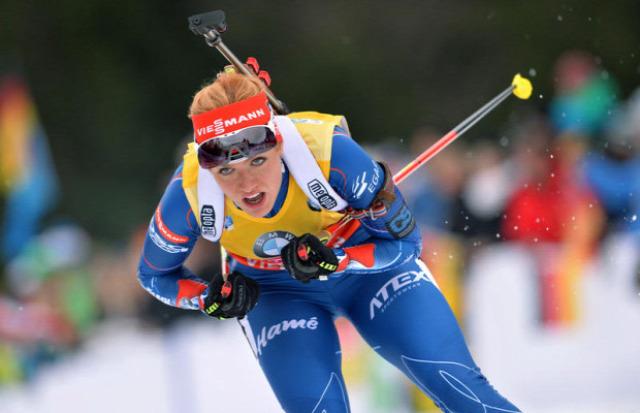 biatlon Biatlon Világkupa Ruhpolding Eric Lesser Gabriela Soukalová