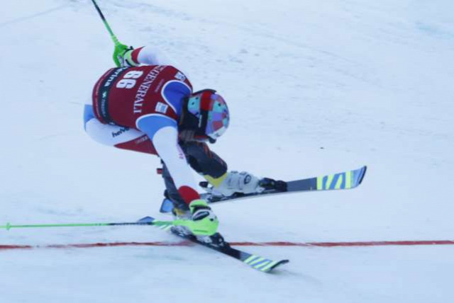alpesi sí alpesi összetett Santa Caterina Alexis Pinturault