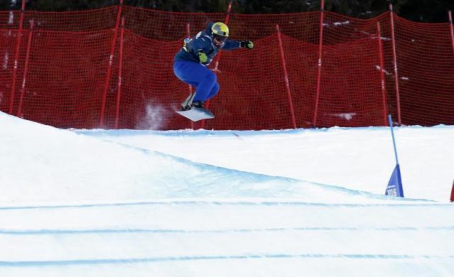 egyéb snowboard Gyarmati Panka ifjúsági olimpia