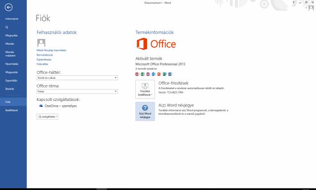 Microsoft Office termék frissítés operációs rendszer kedvezmény tisztességtelen kereskedelmi gyakorlat felhasználó