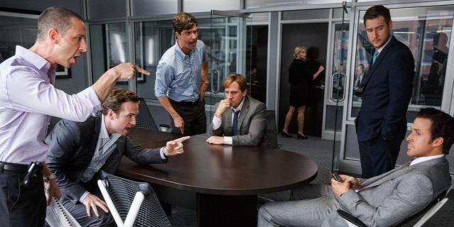 the big short a nagy dobás Wall Street farkasa pénzintézet hitel gazdasági válság pénzügyi krízis bank törlesztés piaci érték kockázat kereslet jelzálog nindzsa ninja