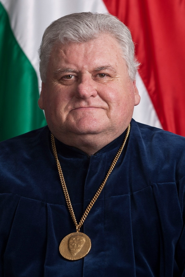 AB Alkotmánybíróság alkotmánybíró Kiss László exkluzív interjú