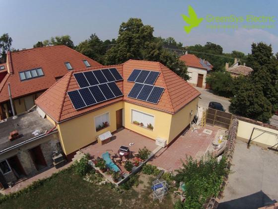 napelem, napelem rendszer, napelem pályázat 2016