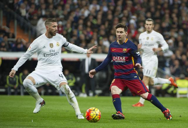 El Clásico Barca Real La Liga beharang nyerni kéne