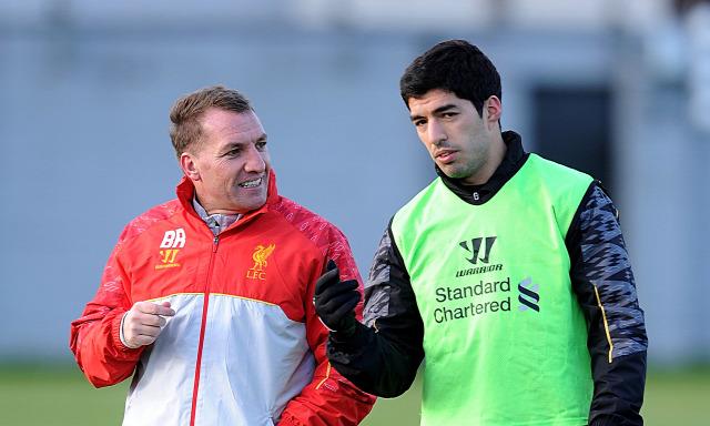 Bajnokok Ligája Barca Celtic Suárez Brendan Rodgers Liverpool