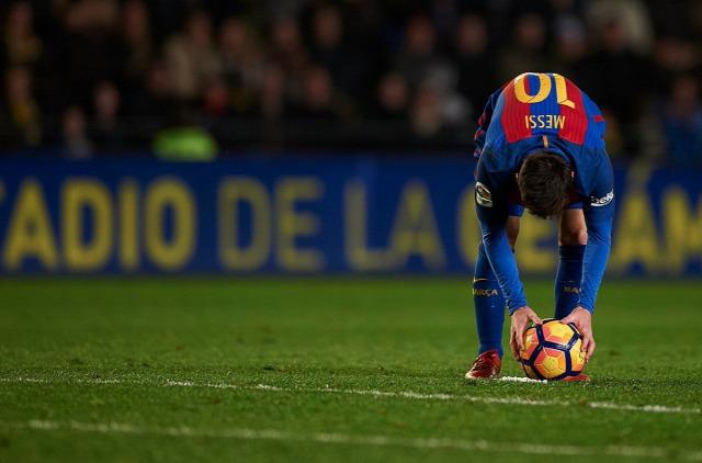 Copa del Rey értékelő legjobb nyóc Messi Lalyos Neymar
