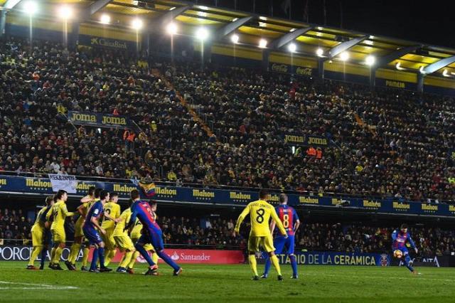 Villarreal bajnoki értékelő