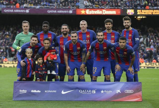 FC Barcelona Athletic Bilbao Paco Vidal piás Pique