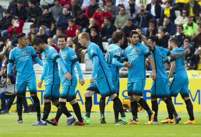 Las Palmas bajnoki értékelő