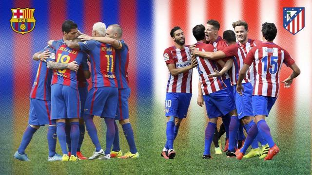 kommentfogó Atlético Madrid bajnoki beharangozó