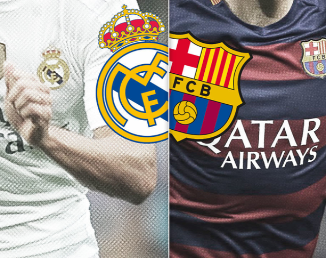 El Clasico Real Madrid FC Barcelona beharang