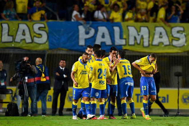 Barca Las Palmas La Liga Quique Setién sakk beharang Gran Canaria brazilok
