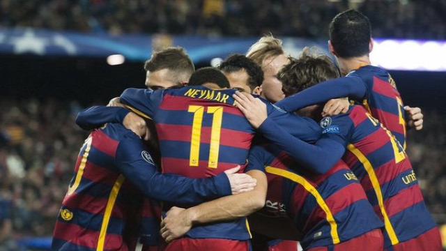 FC Barcelona As Roma BL csoportkor ertekelo