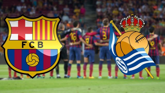 FC Barcelona Real Sociedad La Liga beharang báj Moyes