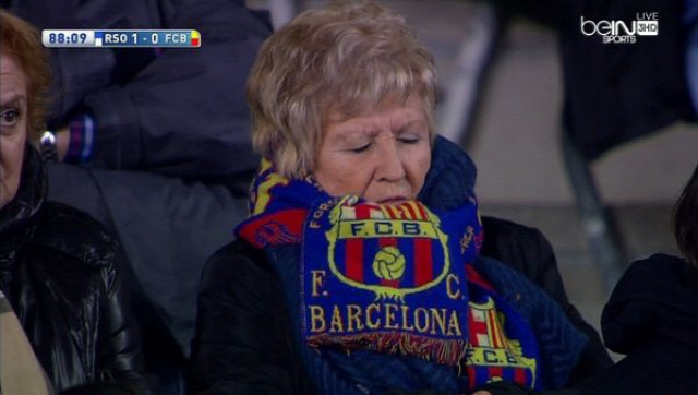 Értékelő FC Barcelona Sociedad Mumus gone with the wind
