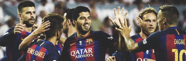 FC Barcelona real betis Poyet 1. forduló Omlett du Fromage
