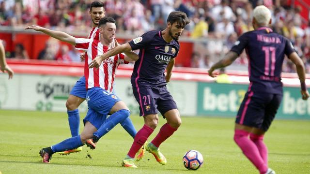 Barca La Liga Messi Neymar Suarez Gijón értékelő