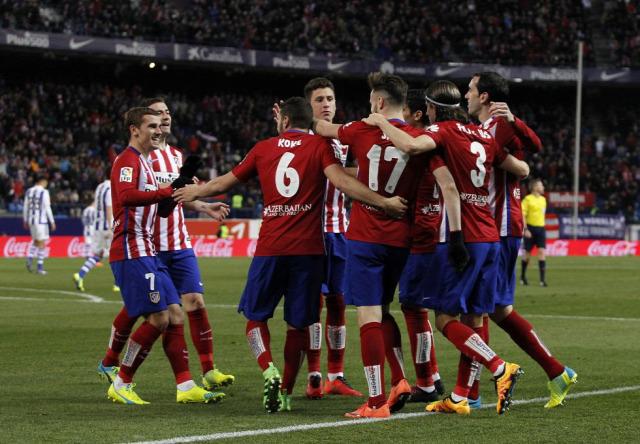27. forduló kedd Getafe Las Palmas Atlético Madrid Real Sociedad