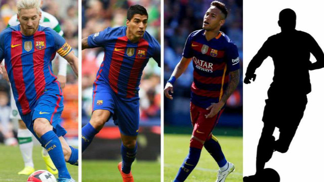 Barcelona Luis Enrique La Liga Santander csatárgondok