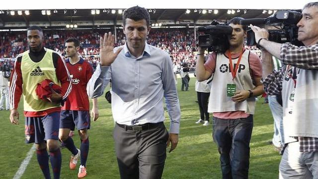 osasuna javier aguirre patxi punal uefa kupa primera division