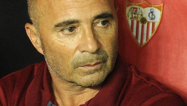 Sevilla Sampaoli taktika Bielsa Espanyol totális futball La Liga