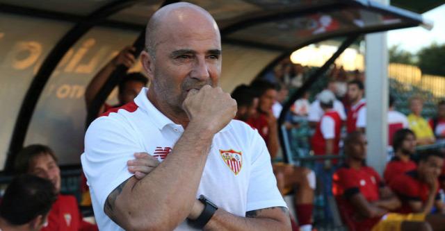 Sevilla Monchi Sampaoli