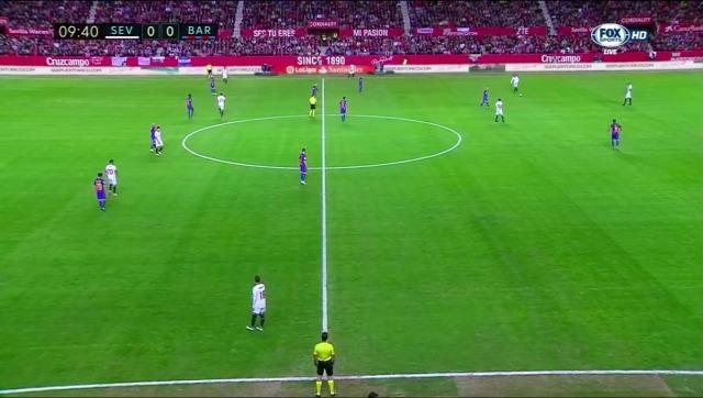taktika Sevilla Sampaoli