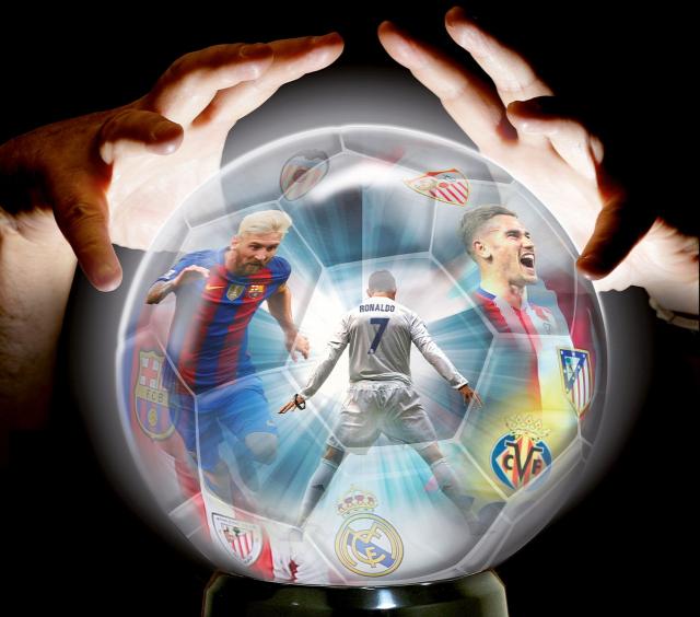 Pato La Liga Barca Real Atlético Sampaoli Zidane BL