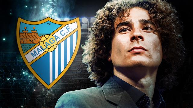 Memo Ochoa Málaga interjú Javi Gracia Kameni kapussors