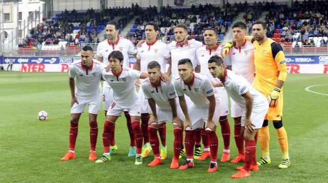 La Liga 4. forduló Sevilla spanyol nélkül kezdőcsapat