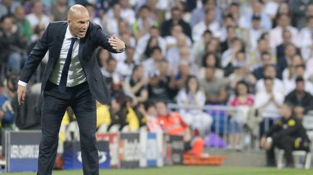 Bajnokok Ligája Real Madrid Zidane francia átok