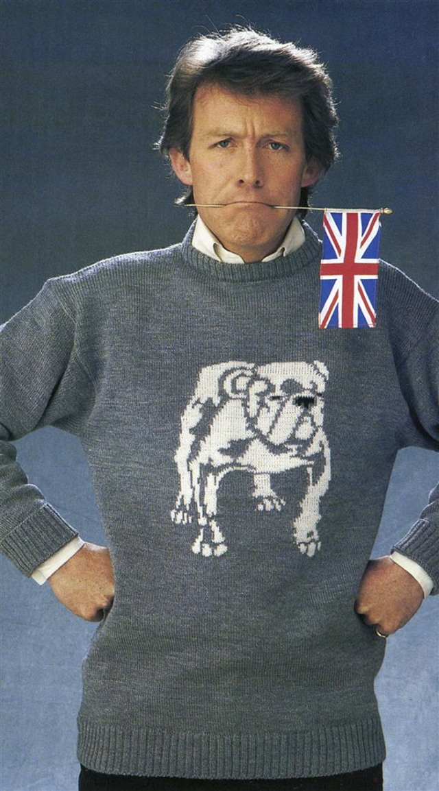 38e42e9cc9 Így néztek ki a boldog nyolcvanas évek, amikor nem kellett karácsony ahhoz,  hogy ronda pulóvereket rángassanak magukra az emberek!