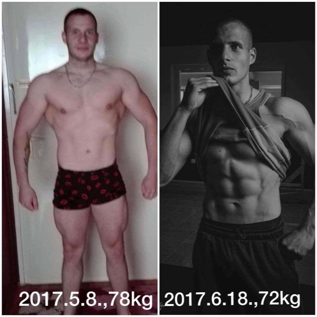 fitnesz testépítés Orbán Arnold