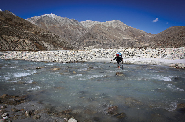 Himalája Nepál Bhután