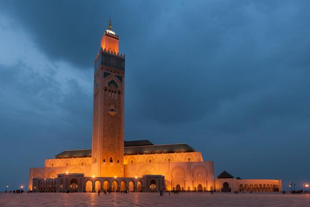 Marokkó Afrika