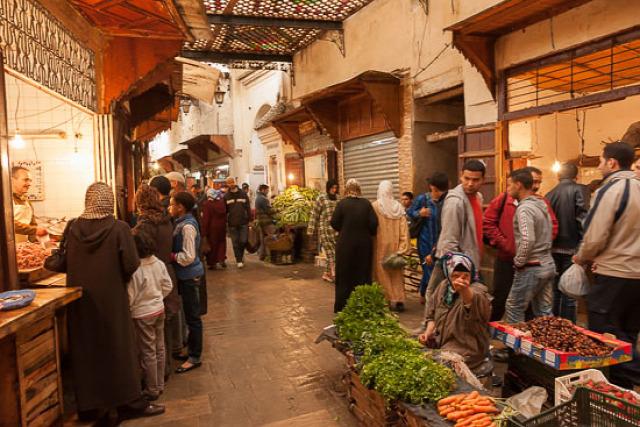 Marokkó Fez