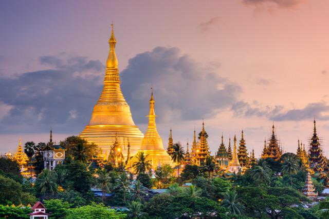 Burma Bagan Angkor