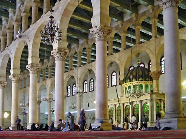 Szíria Damaszkusz