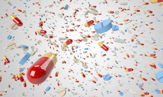 antibiotikum antibiotikumok antibiotikumrezisztencia rezisztens baktériumok vírusfertőzés