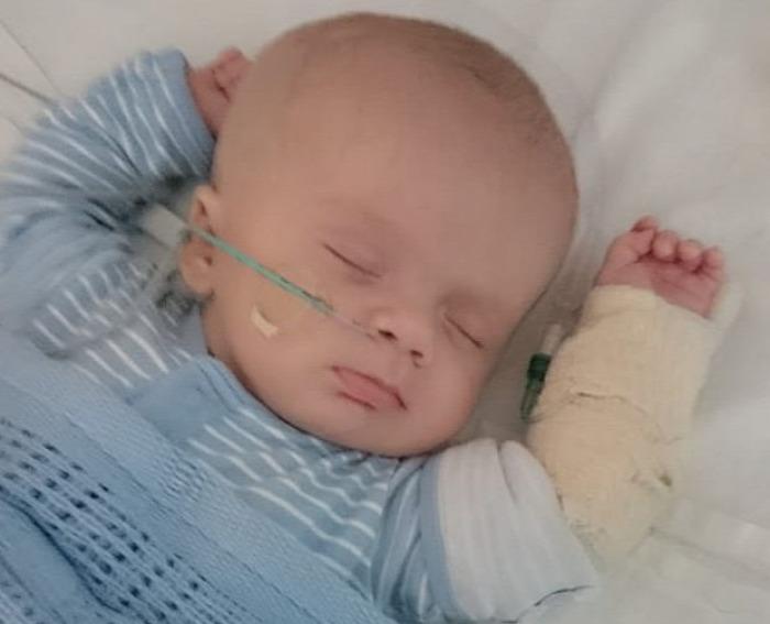 megrázott baba shaken baby agysérülés agykárosodás