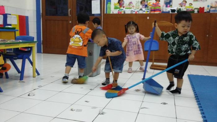 iskola takarítás devon gyerekmunka felelősségtudat
