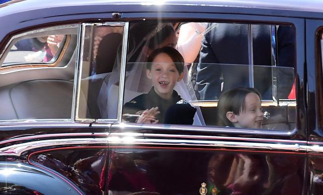 királyi esküvő royal wedding harry herceg meghan markle gyerekfotók